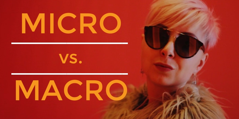 Macro vs  Micro Influencer Marketing: What is the difference?