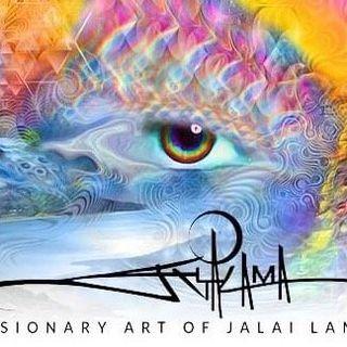 Visionary Art of Jalai Lama