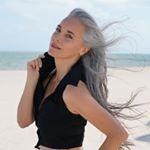 ROSEMARIE | Grey Hair Model